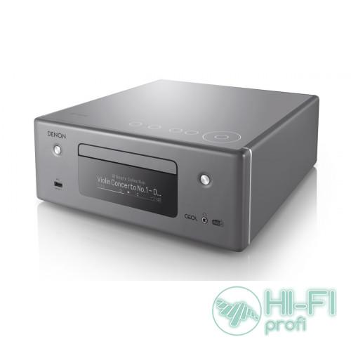 Сетевой CD-ресивер с Wi-Fi/AirPlay2/Bluetooth: Denon CEOL RCD-N11 Gray