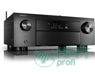 AV Ресивер: Denon AVC-X4700H 8K (9.2 сh) Black