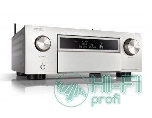AV Ресивер: Denon AVC-X6700H 8K (11.2 сh) Silver