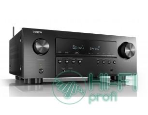 AV Ресивер: Denon AVR-S960H 8K (7.2 сh)  Black