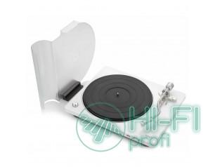 Програвач Вінілових дисків: Denon DP-450USB (с фоно корректором и АЦП-USB) White