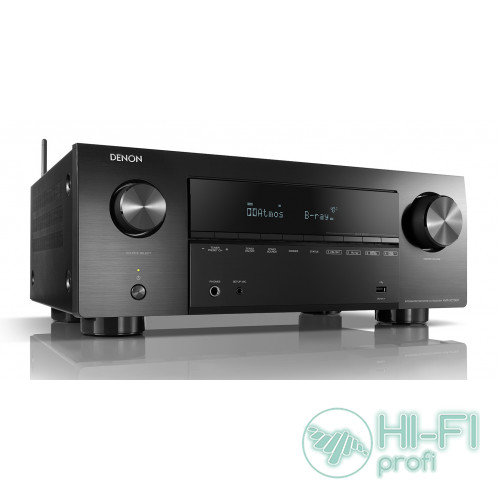 AV Ресивер: Denon AVR-X2700H 8K (7.2 сh) Black