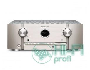AV Ресивер: Marantz SR5015 Silver Gold