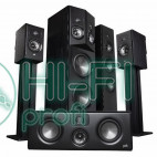 Центральный канал: Polk Audio Legend L400 Black Ash фото 6
