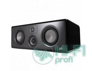 Центральный канал: Polk Audio Legend L400 Black Ash