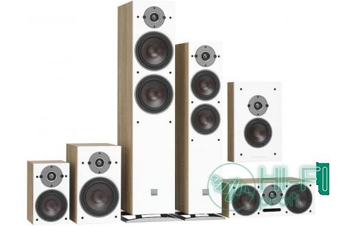 Oberon - нова серія акустичних систем компанії DALI