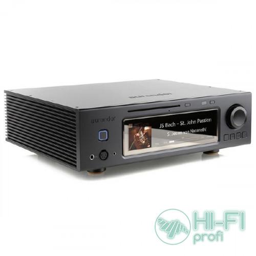 Сетевой Hi-Res плеер с аналоговыми выходами Aurender А30 (Black/Silver)