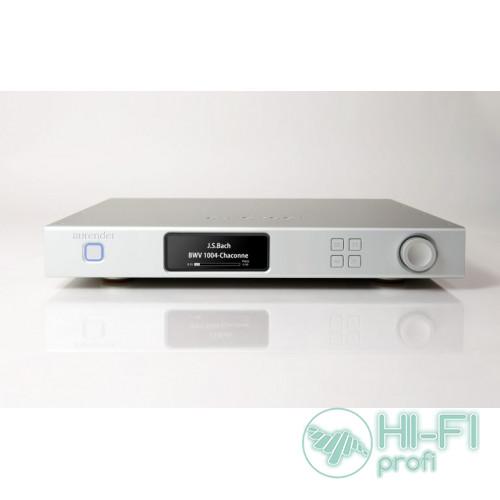 Сетевой Hi-Res плеер  с аналоговыми выходами Aurender А10 (Black/Silver)