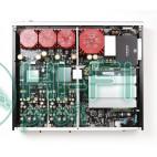 Сетевой Hi-Res плеер  с аналоговыми выходами Aurender А10 (Black/Silver) фото 3