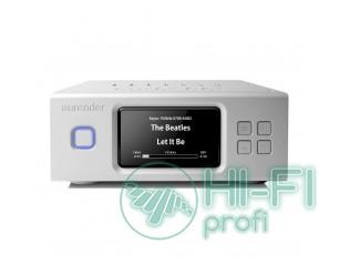 Сетевой аудио Hi-Res сервер/плеер для воспроизведения Aurender N100H (Black/Silv..