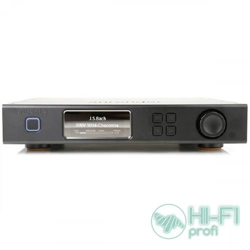 Сетевой Hi-Res плеер  с аналоговыми выходами Aurender А100 (Black/Silver)