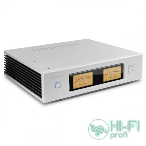 Сетевой аудио Hi-Res сервер/плеер для воспроизведения Aurender W20 12Tb  (Black/Silver)