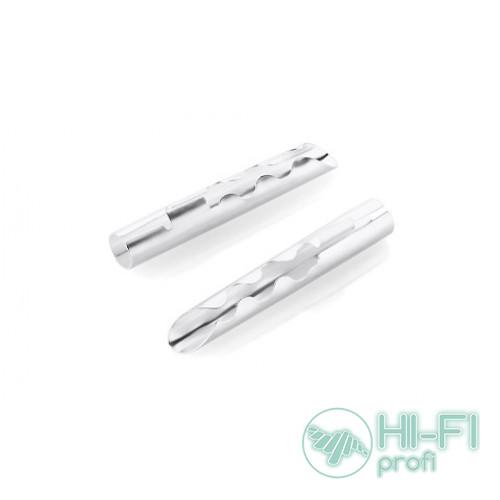 Разъемы для акустических кабелей TTAF BFA banana Silver connector, пара