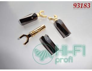 Разъемы для акустических кабелей TTAF 93183 лопатка, пара