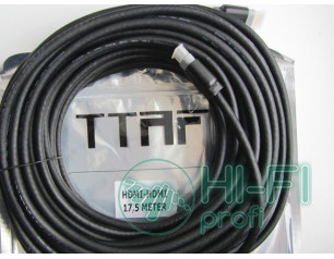 Кабель HDMI TTAF High Speed HDMI Cable with 4K/3D/Ethernet 17.5 m