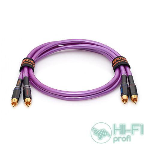 Кабель межблочный Neotech NEI-4001 SPOFC 2x1 m case