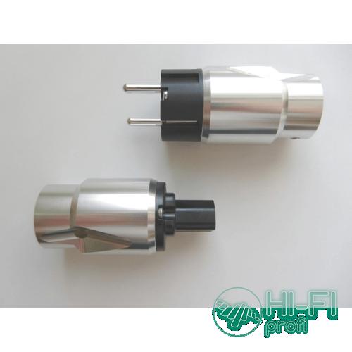 TTAF 93299/300 Aluminium Schuko/IEC, комплект