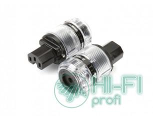 TTAF 93255 IEC Power Connector Rhodium