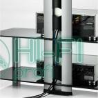 Стійка під телевізор Sonorous NEO 1303-B-SLV фото 3