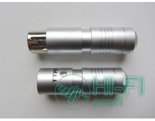 Разъемы для межблочных кабелей TTAF XLR 93249/250, пара