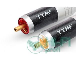 Разъемы для межблочных кабелей TTAF 93400 Professional RCA Connector Carbon, пар..