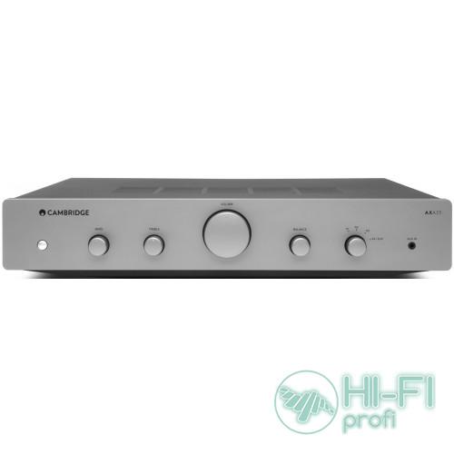 Интегральный усилитель Cambridge Audio AXA25 Integrated Amplifier Grey