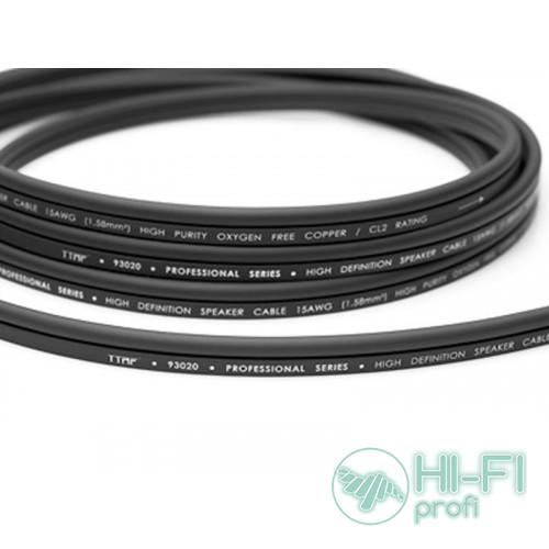 Кабель акустический в бухте TTAF 93020 2x1.58 Professional CL2 OFC cable