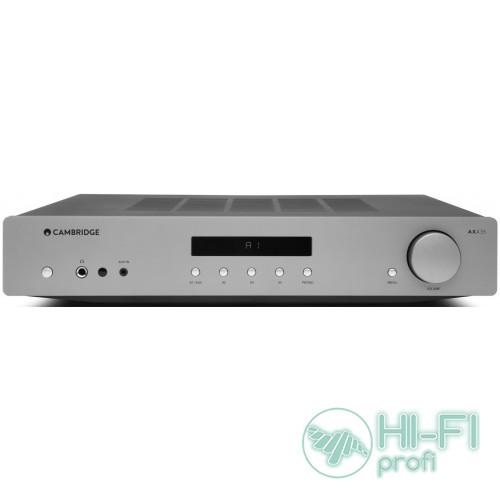Интегральный усилитель Cambridge Audio AXA35 Integrated Amplifier Grey