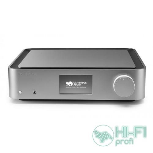 Сетевой плеер Cambridge Audio Edge NQ Network Player Dark Grey