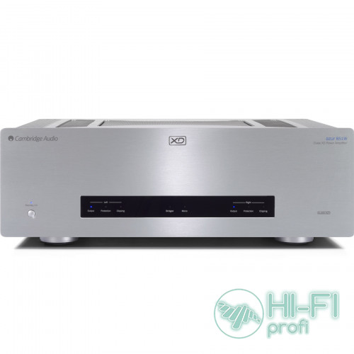 Усилитель мощности Cambridge Audio Azur 851W Power Amplifier Silver