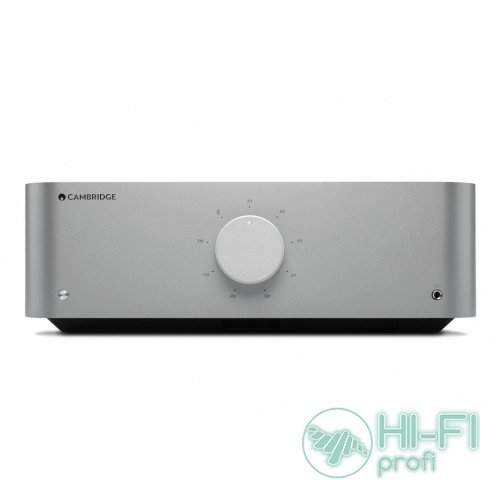 Интегральный усилитель Cambridge Audio Edge A Integrated Amplifier Dark Grey