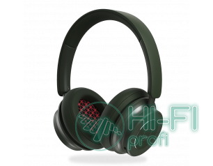 Бездротові Bluetooth навушники DALI IO-4 Army Green