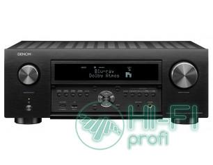 AV ресивер DENON AVC-X6500H Black