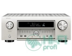 AV ресивер DENON AVC-X6500H Silver