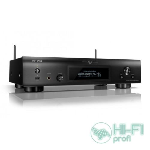 Медиаплеер сетевой Denon DNP-800NE Black
