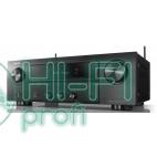 Мережевий стерео-ресивер Denon DRA-800H black фото 2