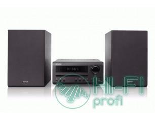 CD-мини система с Bluetooth Denon DT1 Black