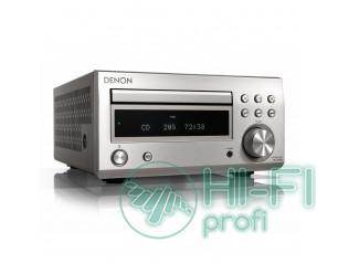 CD ресивер Denon RCD-M41 Silver