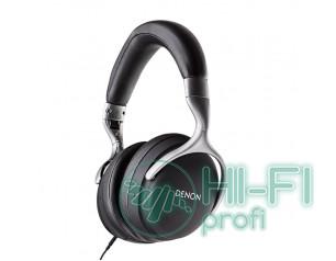 Наушники с пультом ДУ и микрофоном Denon AH-GC25NC black