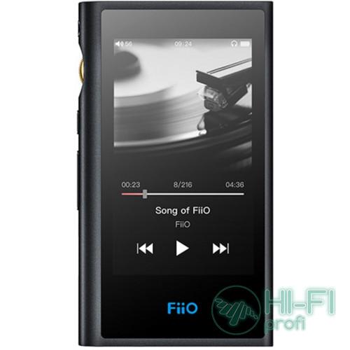 Портативный плеер FIIO M9 Black