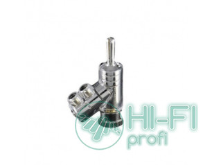 Конектор Atlas Expanding Rhodium plug