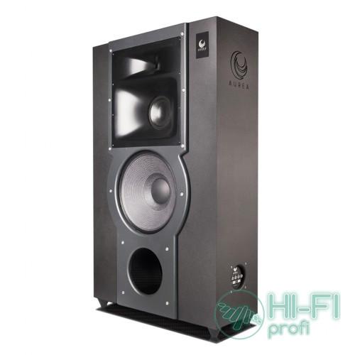 3-х полосная акустическая система премиум класса Aurea 26 Black