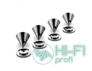 Шипы для акустики DALI Adjustable Cones Black Chrome