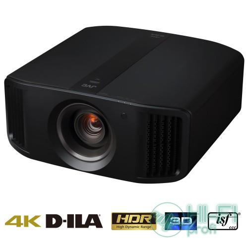 Кинотеатральный D-ILA проектор 8K JVC DLA-NX9 Black