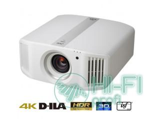 Кинотеатральный D-ILA проектор 4K JVC DLA-N5 White