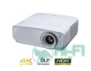 Кинотеатральный DLP проектор 4K JVC LX-UH1 White