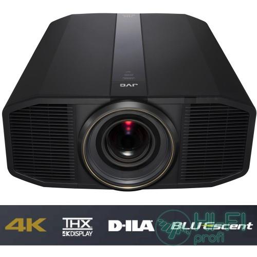 Кінотеатральний D-ILA проектор з лазерно-фосфорним джерелом світла 4K 3D JVC DLA-Z1 Black