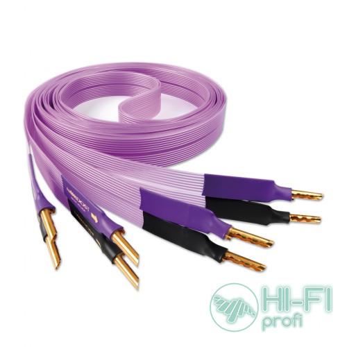 Кабель акустический Nordost Purple Flare, Z-plugs, 2 x 3.0 м