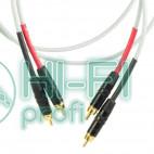 Межблочный кабель Nordost White Lightning (RCA-RCA) 0.6 м фото 3