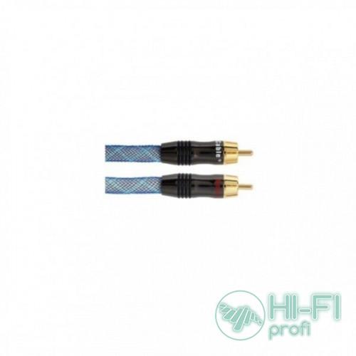 Кабель сабвуферный: Real Cable-ESUB (1 RCA - 1 RCA ) 2M00